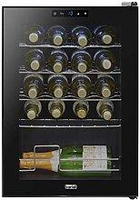 Baridi 20 Bottle Wine Cooler, Fridge, Touch