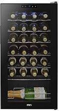 Baridi 28 Bottle Wine Cooler, Fridge, Touch