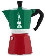 Barista - Bialetti Moka Express 6 Cup Tricolor