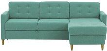Barker Corner Sofa Norden Home Upholstery Colour: