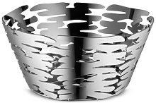 Barket Basket - / Ø 21 cm - Steel by Alessi Steel