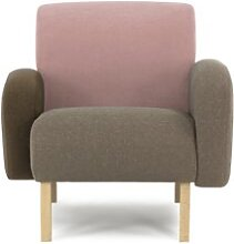 Barksdale Armchair Norden Home Upholstery Colour: