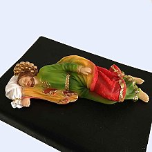 Barm Holy Family Sculptures Christian Decoration,