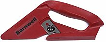 Barnwell Red Row Carpet Cutter for Jute Backed