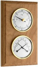 Barometer and Thermometer Longshore Tides