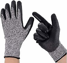 BaronHong Level 5 Cut Resistant Gloves Cru553,3D
