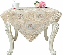 BaronHong Table Runner/Overlay for Romantic Table