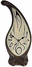 Baroque TW4B Unusual Timewarp Mantel Clock in