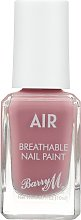 Barry M Breathable Nail Paint Dolly