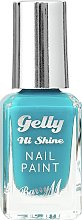Barry M Cosmetics Gelly Nail Paint - Blueberry