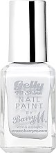 Barry M Cosmetics Gelly Nail Paint - Cotton