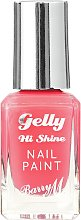 Barry M Cosmetics Gelly Nail Paint - Pink