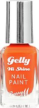 Barry M Cosmetics Gelly Nail Paint - Tangerine