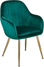 Barryte Upholstered Dining Chair Fairmont Park