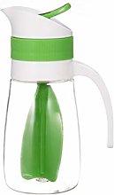 barsku Salad Dressing Bottles, Dressing Mixer