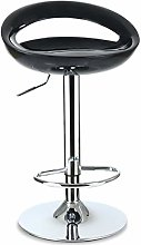 Barstool Bar Stool with Backrest and Footrest,