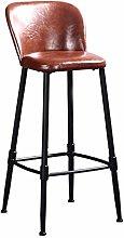 Barstool Furniture Industrial Wrought Iron Bar