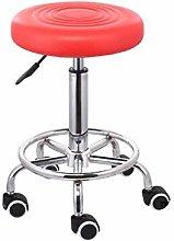 Barstool Leisure Bar With Backrest Rotating Bar