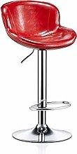 Barstools Bar Stools PU Leather Swivel Bar Chair,