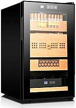 Barware Humidity control cigar cabinet Home office