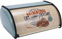 Basage French Vintage Bread Box Storage Bin Rollup