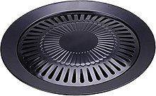 Basage Non-stick 13 inch Smokeless Indoor Stovetop