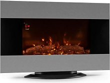 Basel Electric Fireplace Heater 2000W LED Remote