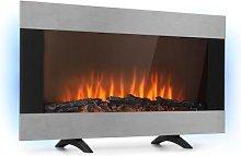 Basel Illumine, Electric Fireplace, 2000W, 2-Stage