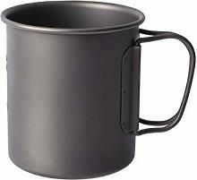 BasicNature Egg Cup-562028 Black 375 ml