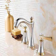 Basin Faucet European Basin Faucet Copper Bathroom