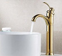 Basin Faucets Single Hole Cold&Hot Basin Faucet