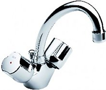 Basin mixer tap NIAGARA N - WM336NP1ZC00P01 :