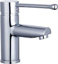 Basin Mixer VITAL Chrome - Silver - Schütte