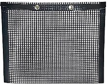 basisago Mesh Grill Bags, Non-Stick Grilling Mesh