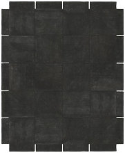 Basket Rug - / 245 x 300 cm - Hand-tufted by