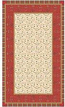 Bassetti Oplontis V8N Tablecloth 150 x 250 cm Red