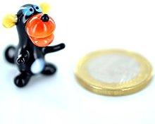 basticks.de Smiling Monkey mini Black Orange -