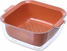 Batchelo Fruit Bowls Draining Basket