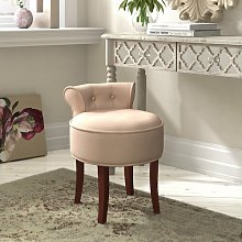 Bateman Dressing Table Stool Three Posts Seat