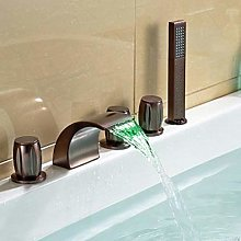 Bath & Shower Systems Shower Taps LED Waterfall