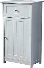 Bath Vida 1-Door 1-Drawer Floor Standing Cabinet