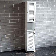 Bath Vida Liano Bathroom Cabinet Storage Cupboard