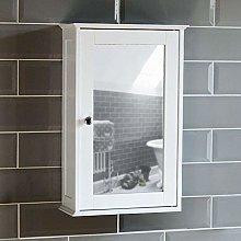 Bath Vida Priano Bathroom Cabinet Single Mirrored