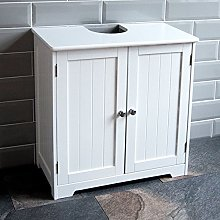 Bath Vida Priano Under Sink Bathroom Cabinet Floor