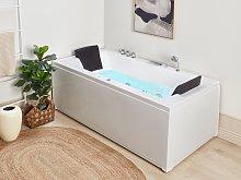Bath White Acrylic 183 x 90 cm Right Hand Massage