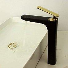 Bathroom Basin Faucet Facing Brass Blender Solid