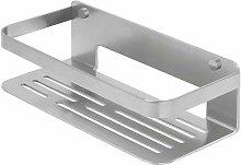 Bathroom Basket Caddy Silver 1400030946 - Silver -