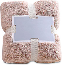 Bathroom Bath Shower Towels Soft Fluffy Beach