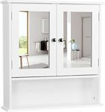 Bathroom Cabinet Wall-Mounted Storage Cabinet with