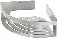 Bathroom Corner Basket Caddy Silver 1400430946 -